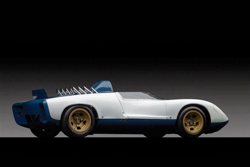 1964 Chevrolet CERV II Concept | 1964 Chevrolet CERV II Concept Auction | Chevrolet CERV II Concept Specs | 1964 Chevrolet CERV II Concept All Wheel Drive