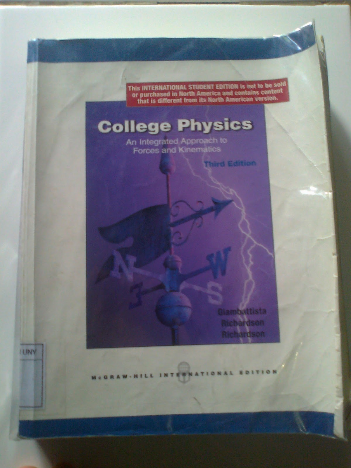 Pustaka Dunia Fisika Kita