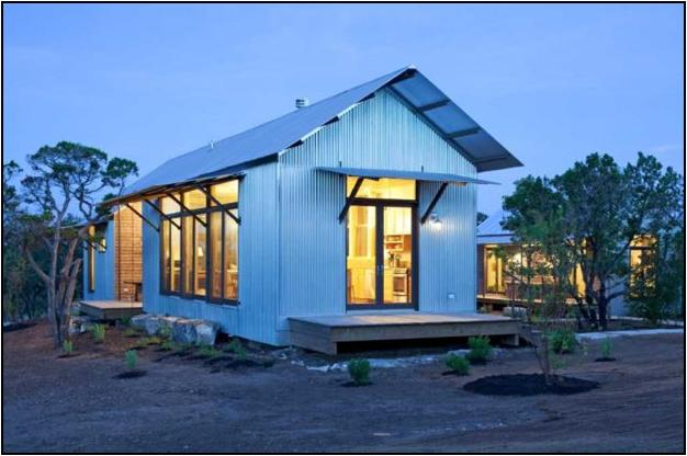 Modular Home Builder September 2011