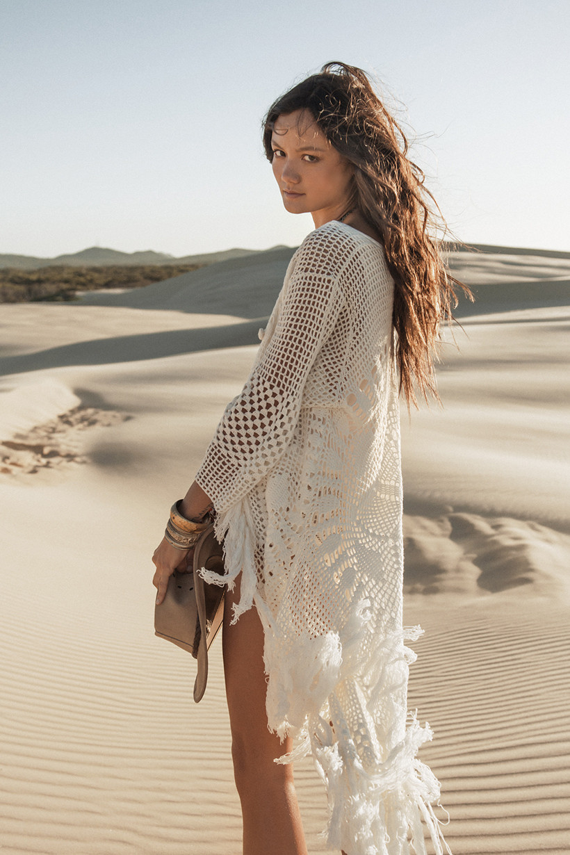 The Sunset Times: SPELL >> White Dunes, Gypsy Hues