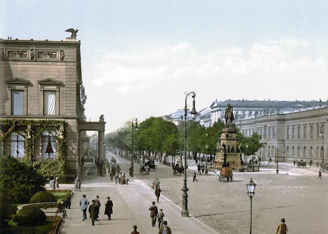 Paseando por Berlín