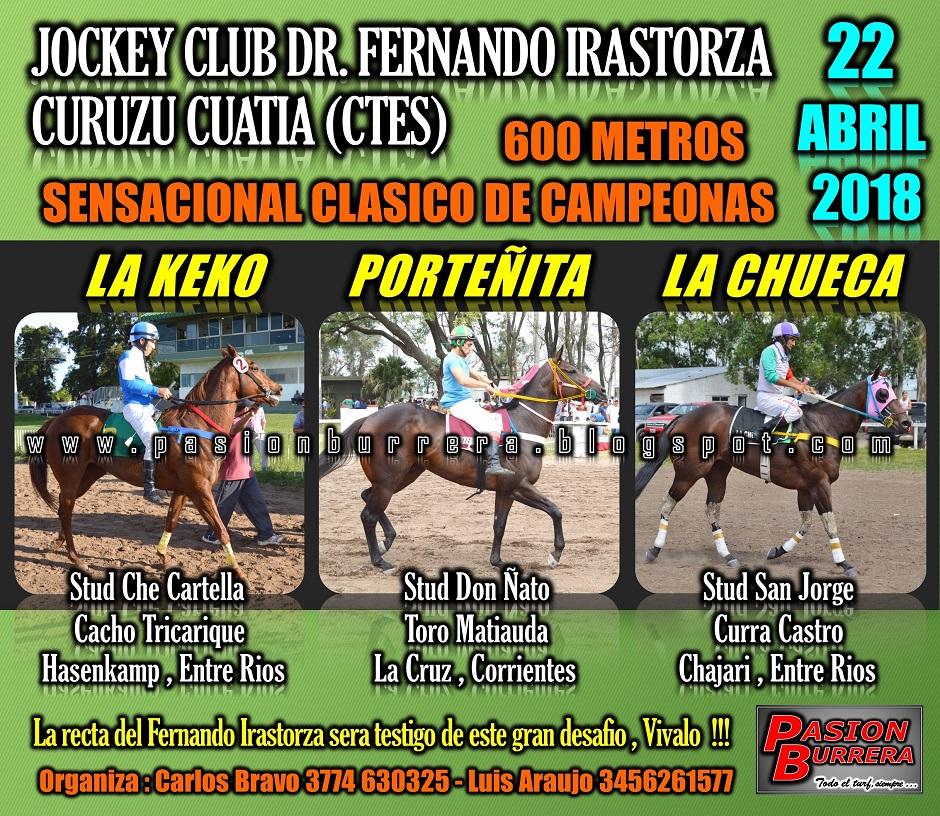 CURUZU CUATIA 22 - 600