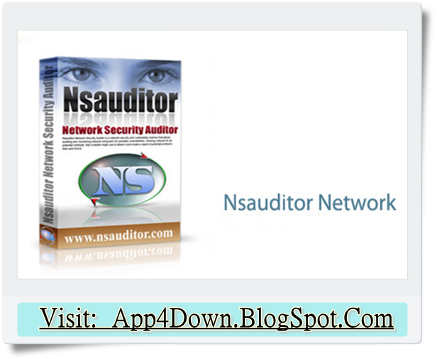 Nsauditor Network Security Auditor 3.0.3.0 For Windows Download