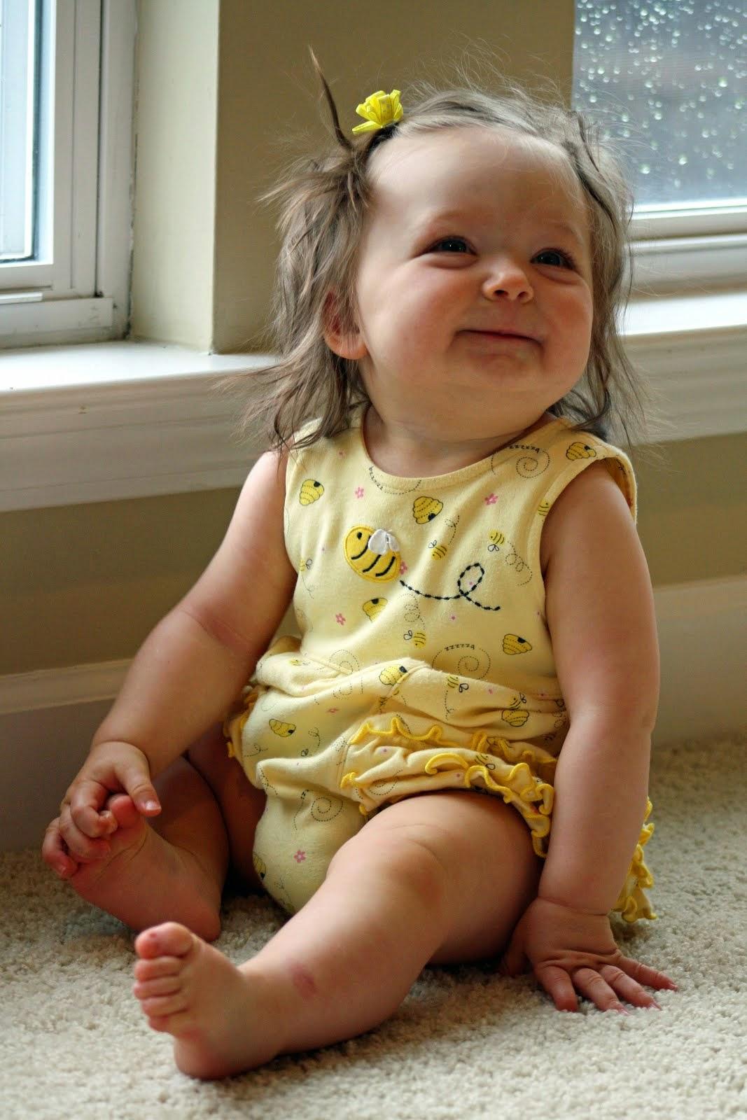 Hannah (nine months)