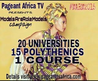 #ModelsAreRoleModels Campus Campaign