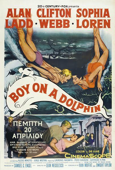 Το Παιδί και το Δελφίνι - Boy on a Dolphin (1957)