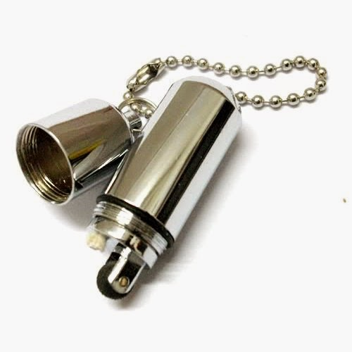 Compact Peanut Lighter