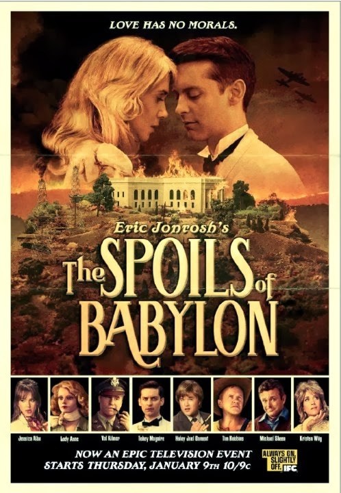 IFC The Spoils Of Babylon