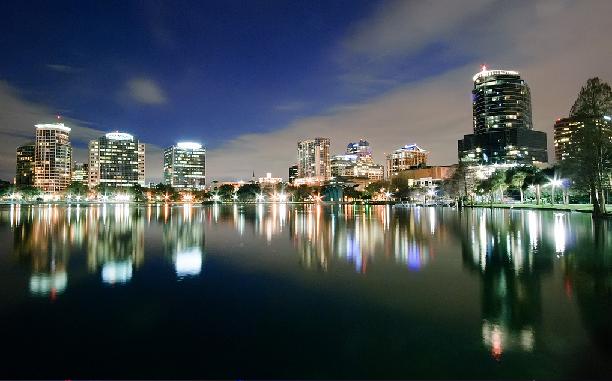 Orlando alta temporada