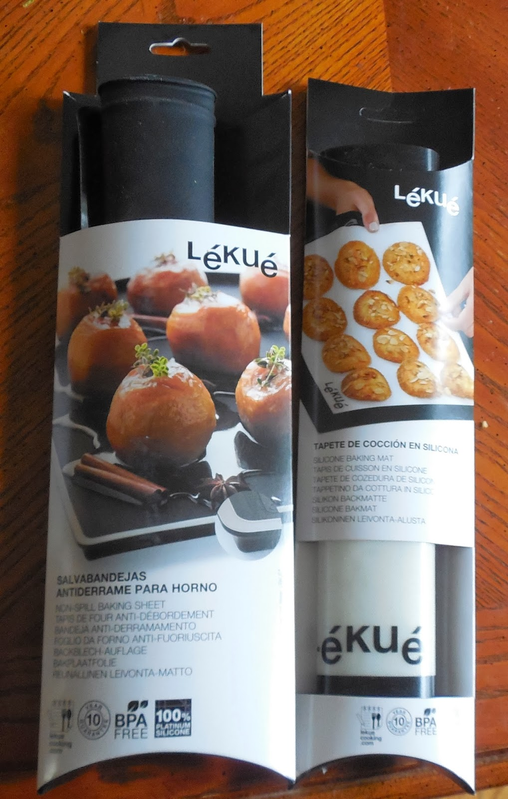 Lekue Baking Sheets