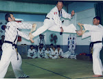 Flying Side Kick - Junior Class