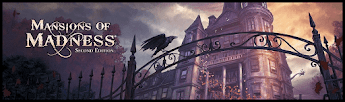 FFG MANSIONS OF MADNESS