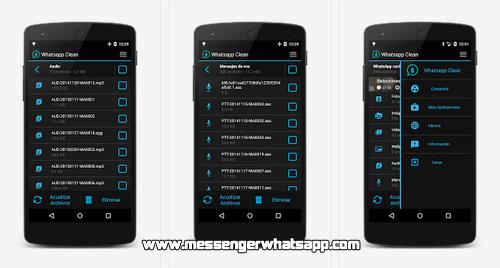 Disfruta de espacio extra con Cleaner Whatsapp