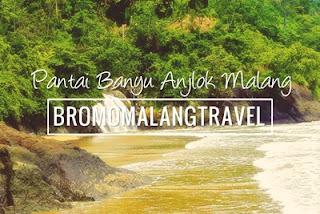 Pantai Banyu Anjlok Malang
