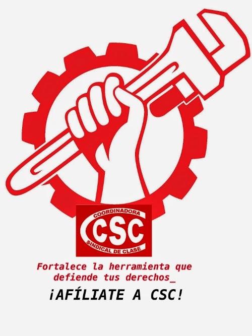Afiliate a CSC