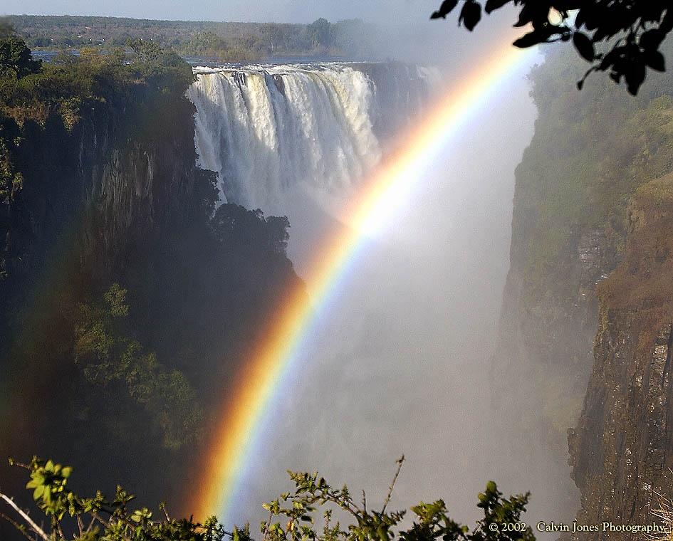 Hella Heaven: Rainbow in Zimbabwe by Calvin Jones