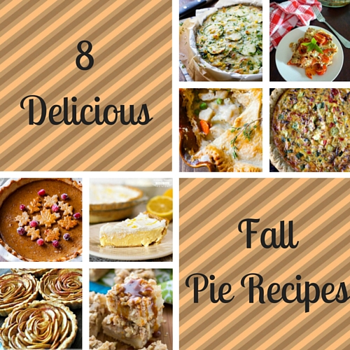 8 delicious fall pie recipes