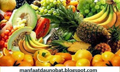 manfaat khasiat buah - buahan