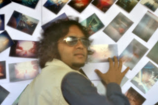 Pinhole Photo of Chaitanya Guttikar - Director Goa-CAP