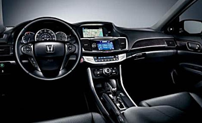 2016 Honda Accord Coupe Press Release
