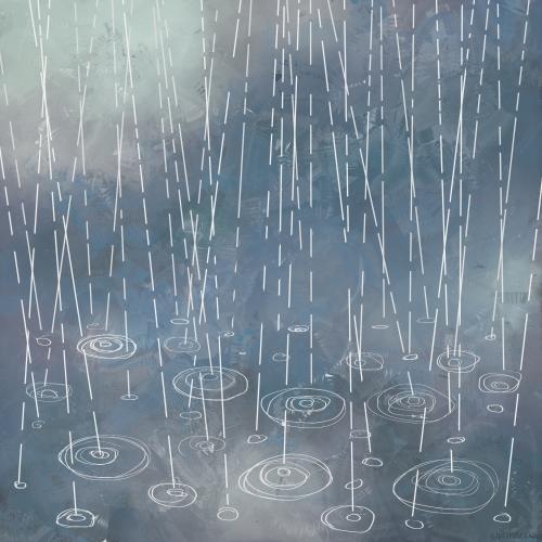 Waduh hari ini hujan dan banyak petirnya lagi | Universitas Terbaik