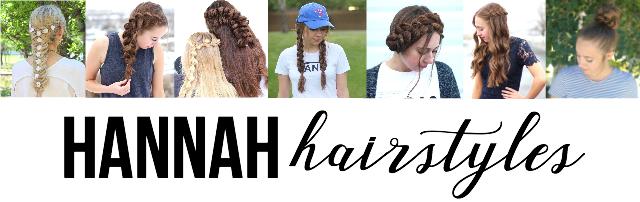 Hannah Hairstyles