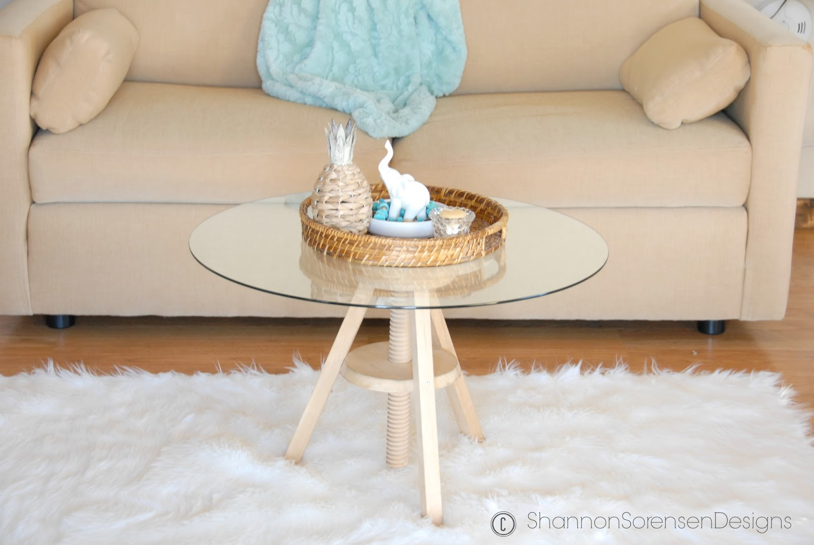 diy coffee table unique ideas, different coffee table base ideas