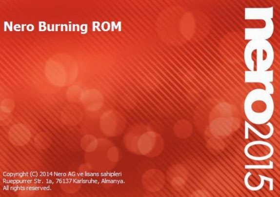 nero burning rom crack 2014
