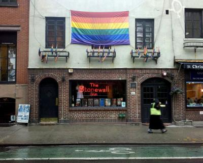 STONEWALL INN : Historical Landmark ...