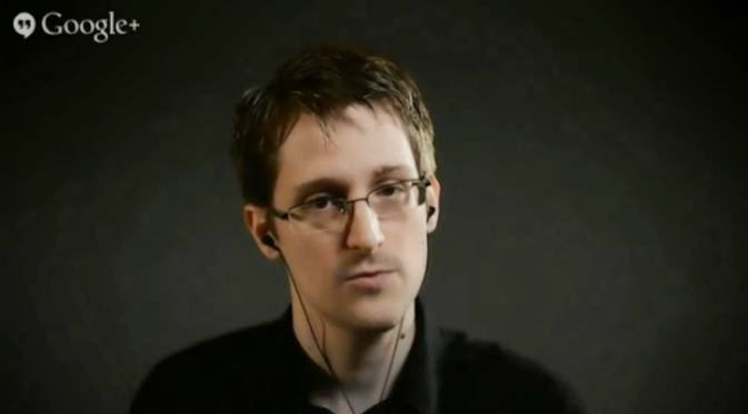Edward Snowden: Avoid Dropbox, Facebook and Google