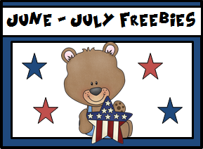 June July Freebies