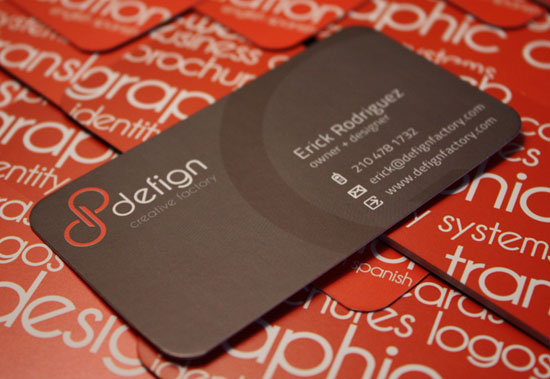 15) Business Card