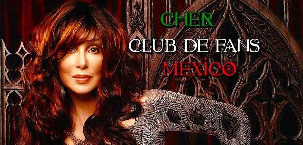 Cher Club de Fans México