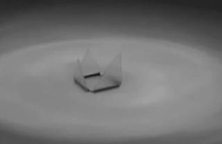 pelik, Origami, Buat Origami, Cara Buat Origami, Cahaya