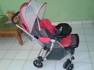 Kereta Bayi Pliko Bebesitos – Aman Untuk Bayi Anda