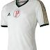 Adidas divulga a camisa reserva do centenário do Palmeiras