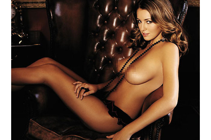 Keeley hazell loaded
