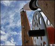 Houston B.C. Canada's Largest Fly Rod