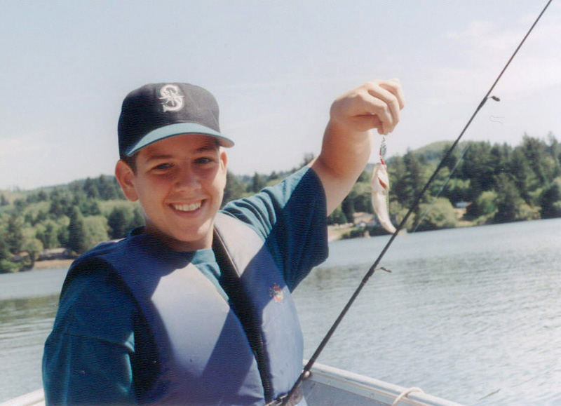 Live life like it 39 s a vacation 1994 oregon mother in for Devils lake oregon fishing