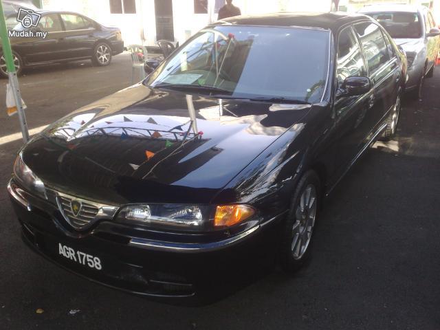 Proton Perdana V6 Executive Car Well Condition