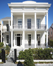 New Orleans Greek Revival House
