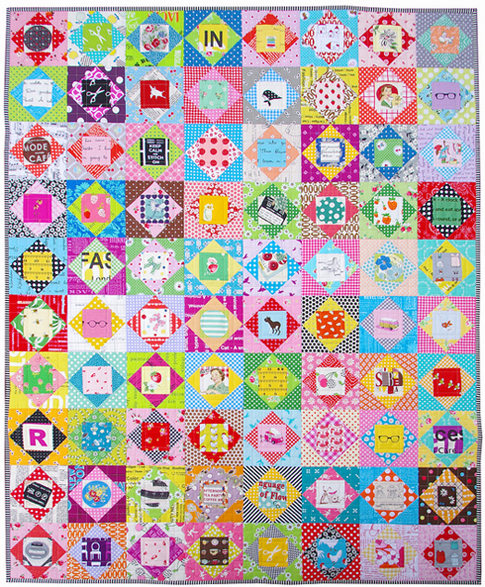 Red Pepper Quilts Economy Block I Spy Quilt Interesting I Spy Quilt Pattern