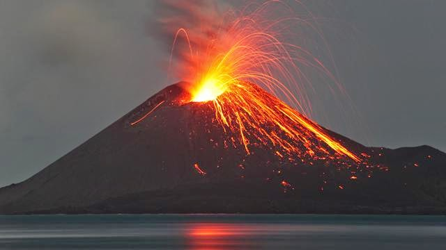 interesting facts about volcano