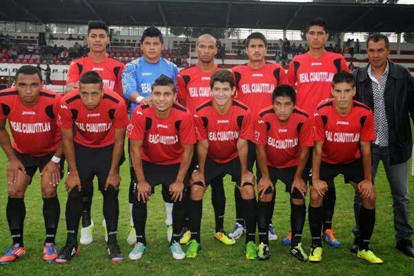 DT Club Real Cuautitlán - México 2013