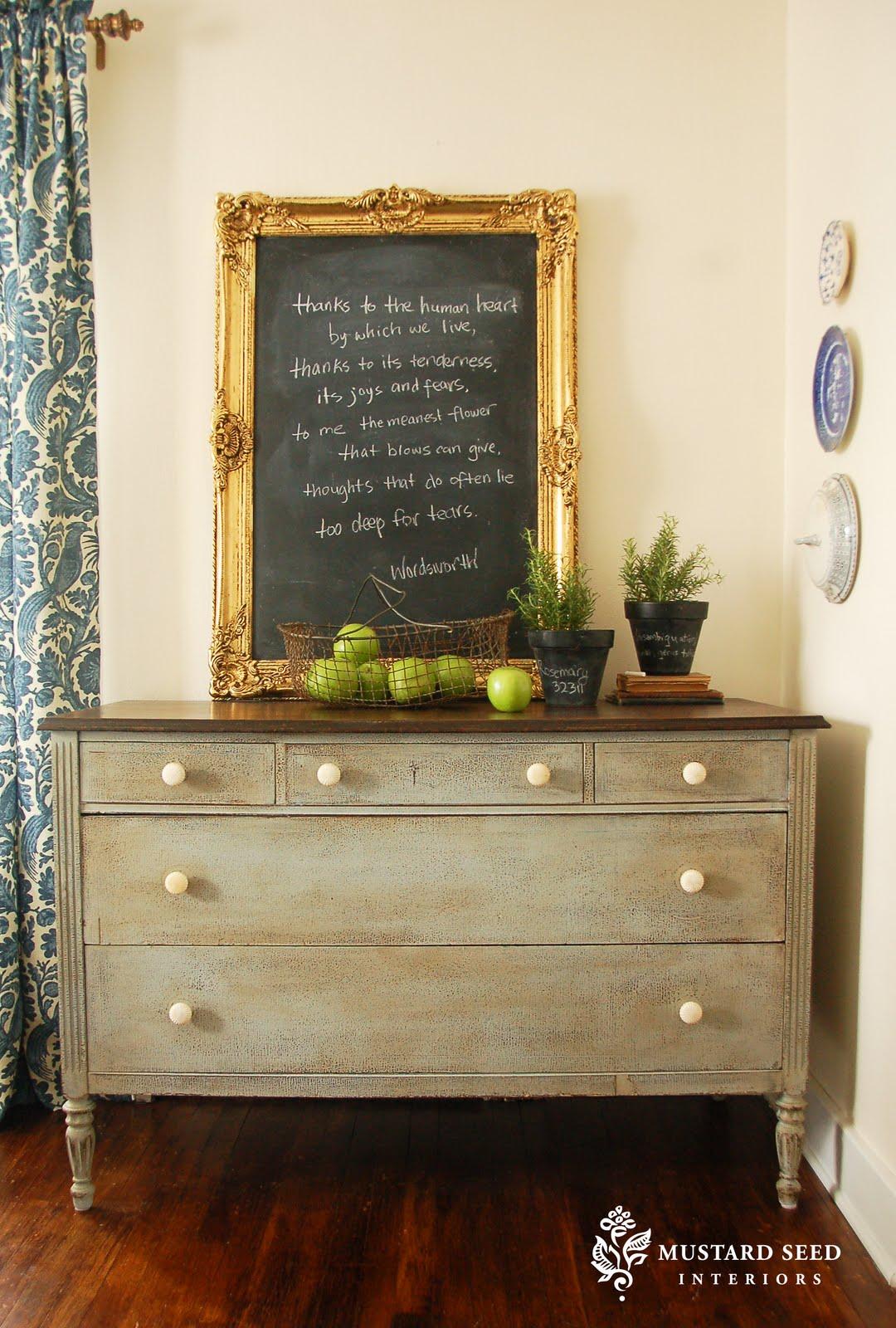 milk paint vs chalk paint miss mustard seed. Black Bedroom Furniture Sets. Home Design Ideas