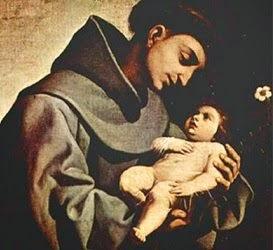 SAN ANTONIO DE PADUA DOCTOR DE LA IGLESIA (1195-1231). Fiesta 13 de Junio