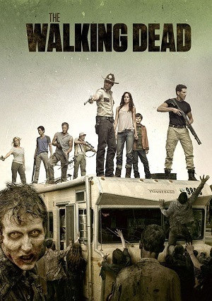 The Walking Dead - Todas as Temporadas Séries Torrent Download capa