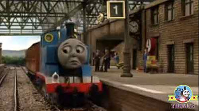 The Fat Controller his wife and his mother train tour trip ride Thomas the train engine Tidmouth