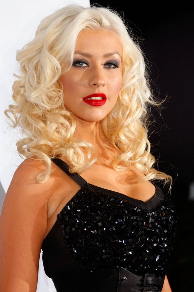 Fausto Xavier Aguilera >> Christina Aguilera - Actress Hollywood