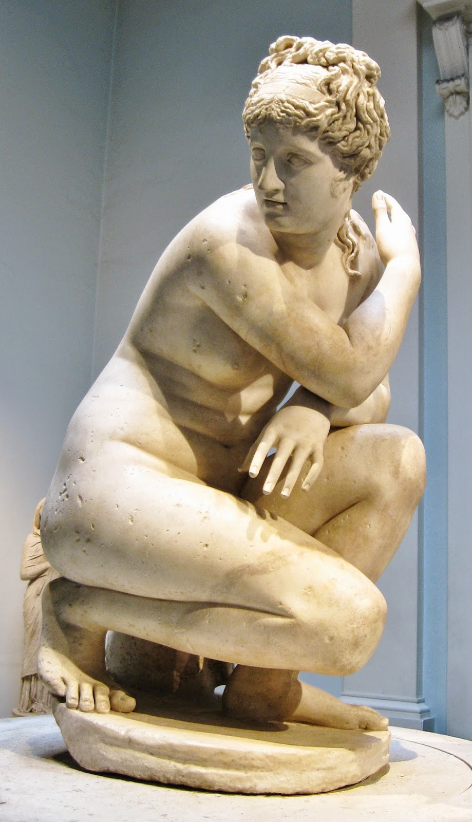 an analysis of aphrodite represented in art Visual analysis of the marble statue of aphrodite visual analysis of the marble statue of aphrodite cultural histories are represented and documented through.